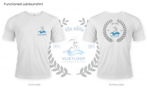 40 jarig jubileum T-shirt!