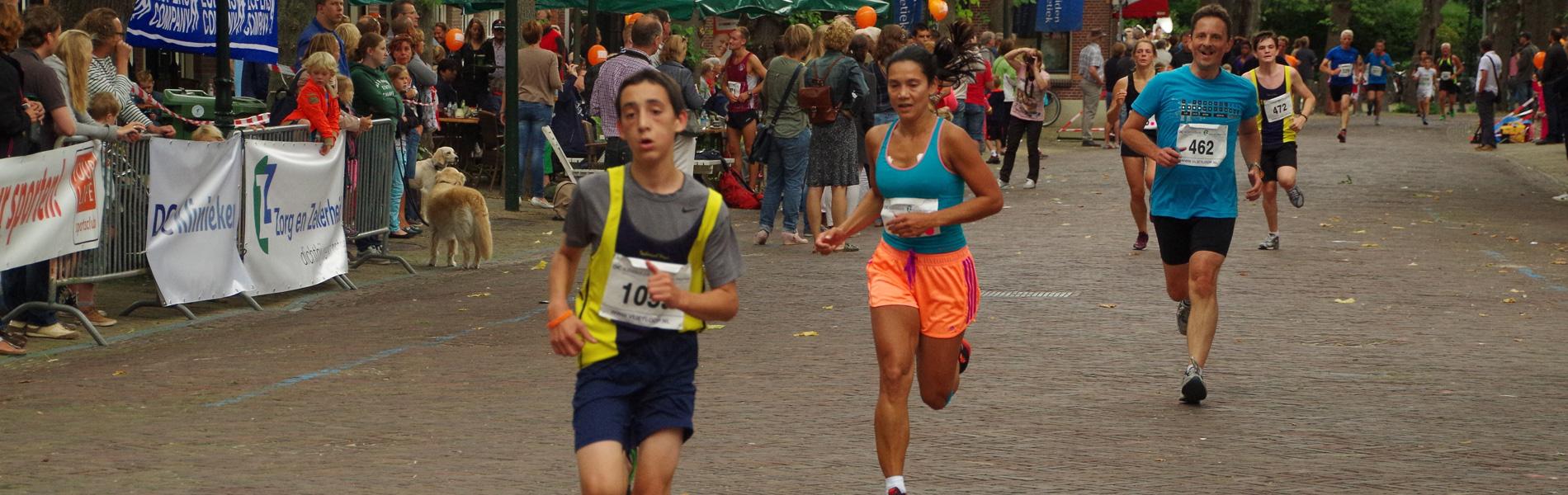 5km, 10km of 10 Engelse Mijl